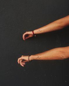 wave tattoo ink waves beach matching tattoos