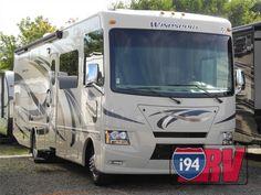2015 Thor Motor Coach Windsport 32N Class A Motorhome RV