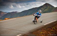 Drift Trike! Find the best slide hills on www.YouSpot.com