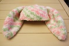 Lemon Drops & Gumdrops... and Me: Free Pattern: Floppy-Ear Bunny Hat