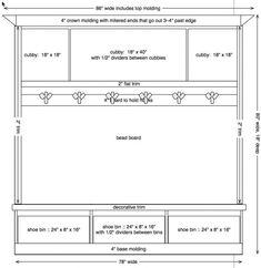 mudroom plans by imeeshu.com