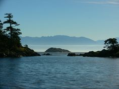 East Sooke Park - approximately one hour west of Victoria.