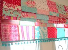 How to Make a Patchwork Blind