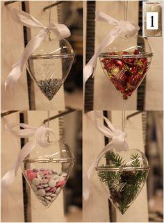 1. Luukku Hyvää joulukuuta! Ensimmäisestä joulukalenteri luukusta paljastuu Riviera Maisonin sydänkoriste, jota olemme somistaneet eri tavoin. Sydänkoristeen hinta nyt 12,- (ovh. 15,95). Kaunis koriste ja mukava annettava. :)  Tarjous voimassa ainoastaan tämän ja huomisen päivän.