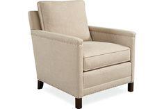 Lee Industries 1733-01 Chair  28w 32d 34h  sd22