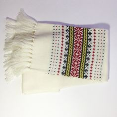 Latvian Wool Scarf from Baltic Imports for $34.95