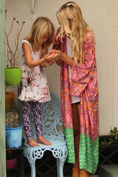 want so badlyyyyy Bowerbird Liberty Kimono - Arnhem Clothing