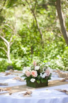 Whimsy See Canyon Fruit Ranch Wedding Wedding Fur, Forest Wedding, Woodland Wedding, Wedding Looks, Wedding Reception, Wedding Ideas, Wedding Decorations, Table Decorations, Table Set Up