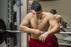 Five mistakes boys make in the gym