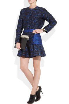 Stella McCartney|Patty brocade skirt|NET-A-PORTER.COM