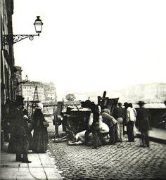 Quai de Bourbon, Paris, CHARLES NÈGRE