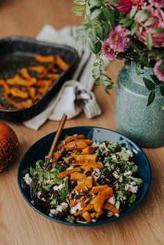 tekvica hokkaido pecena Feta, Ethnic Recipes, Hokkaido