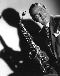 JIMMY DORSEY - Younger brother of Tommy Dorsey