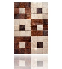 Premium Quality from AlfombrasPiel on Etsy. Saved to Alfombras Piel de Vaca. Patchwork Designs, Patchwork Rugs, Cow Skin Rug, Sewing Collars, Wall Cladding, Cow Hide Rug, Contemporary Decor, Carpet Runner, Fabric Art