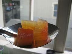 Waatlemoen konfyt (Watermelon Jam)