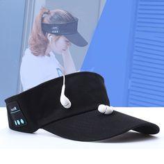 28.90$ Buy here - alitems.com/... - Baseball Cap Bluetooth Headphone EDR Bluetooth Earphone Wearable Devices Sport Stereo Music Headset Hands-free for Xiaomi Samsug 28.90$