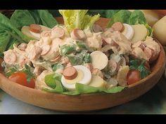Frankfurt, Potato Salad, Mac, Potatoes, Ethnic Recipes, Youtube, Food, Potato, Essen