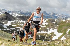 HOW TO GET A BETTER RUNNER WITH AGE: Maximize your masters years with these five tips. Karl Meltzer continues to perform at a high level at age 47, here on his way to yet another finish at the 2015 Hardrock 100. Photo by Fredrik Marmsater