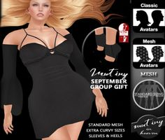 Second Life Freebies and more: Mutiny