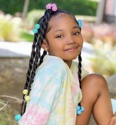 Cute Mixed Babies, Cute Black Babies, Black Kids, Cute Baby Girl, Baby Girls, Cute Babies, Cute Hairstyles For Kids, Toddler Hairstyles, Baby Girl Hairstyles