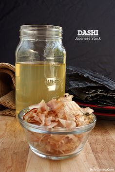 Dashi - Japanese Stock