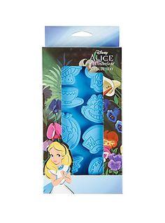 Disney Alice In Wonderland Ice Cube Tray,