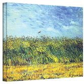 Found it at Wayfair - ''Green Wheat Fields'' by Vincent Van Gogh Painting Print on Canvas
