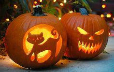Tips for Carving Halloween Pumpkins - Que Rica Vida