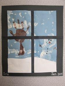 Wonderful Winter Window!