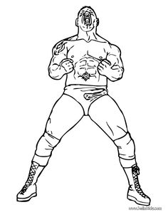 superstar batista wwe printable coloring pages for kids people coloring pages printable coloring pages