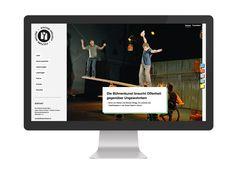 Label «Kultur inklusiv » Culture incluse» Responsive Website,  Design & Development: fugu GmbH Website Design, Electronics, Openness, Culture, Consumer Electronics