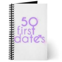 Dating Journal, Girls Night Out Journal, Recipe Journal $14.49