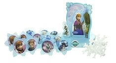 Maven Gifts: Disney Frozen Anna and Elsa Decoset Designer Cake Topper with additional 12 Frozen Cupcake Rings >>> Huge discounts available now! : baking desserts recipes