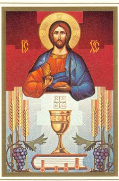 """""""To him who overcomes, I will give some of the hidden manna"""" (Revelation 2:17).  This hidden manna is for all sinners, for whom He died.  It graces this table each time you celebrate the Lord's Holy Supper, where the Word of God is placed into your mouths. It is the Lord's Holy Communion—bread and wine made holy by the Bread of Life, which was broken for you on the cross! This is the hidden manna, to which the Word is truly connected by God Himself, Who cannot lie, Whose Word is Truth."""