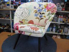 60-luvun desin tuoli