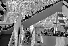 Dans le Pavillon des États-Unis à Expo 67 - United States