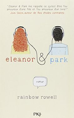 Eleanor n'est pas l'adolescente blonde et cheerleader typique. Park n'est pas l'adolescent aux yeux bleus et quaterback typique. Leur histoire ne pouvait donc pas être typique. Elle n'en est pas moins bouleversante et intense ! Des regards à la dérobée et des mains qui se frôlent sur une bande-son rock… Le rêve !