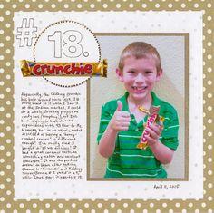 Cindy deRosier: My Creative Life: 43 New-to-Me ... #18 Cadbury Crunchie