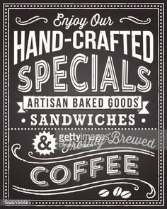 chalkboard menu background - retro and hand-drawn vintage chalkboard background. file is layered and each object is grouped separately for easy editing. texture can be removed.