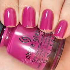 China Glaze Dune Our Thing   Summer 2014 Off Shore Collection   Peachy Polish