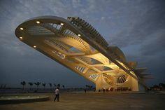 Veja fotos do Museu do Amanhã localizado no Rio de Janeiro