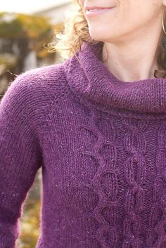 "On my "" To Knit "" list. Looks like Cherryhills will soon be stocking Rowan's Felted Tweed Aran."