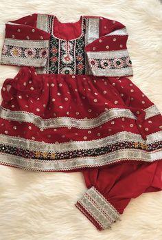 Girls Dresses Sewing, Frocks For Girls, Dresses Kids Girl, Kids Outfits Girls, Girls Party Dress, Cute Outfits For Kids, Girl Outfits, Baby Girl Dress Design, Girls Frock Design
