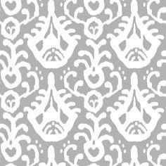 Ikat Wallpaper | Furbish Studio