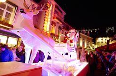 Activiteiten Kerststad Valkenburg; Christmas Market Gent, Belgium
