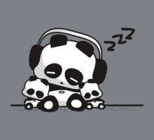 Sleeping Panda by Yincinerate