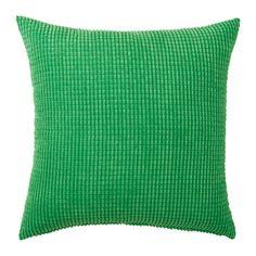 GULLKLOCKA Housse de coussin IKEA Le tissu en chenille est très doux sur la…