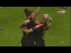 Frauenfußball-EM 2013-Endspiel: Deutschland-Norwegen 1:0 Der achte EM-titel für Deutschland