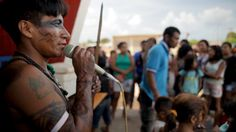 O governo brasileiro está planejando construir um grande número de barragens hidrelétricas nos rios da Amazônia, destruindo a biodiversidade e interrompendo o modo…