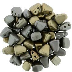 377-65-K0167 NIB-BIT 6/5mm : Matte - Metallic Leather